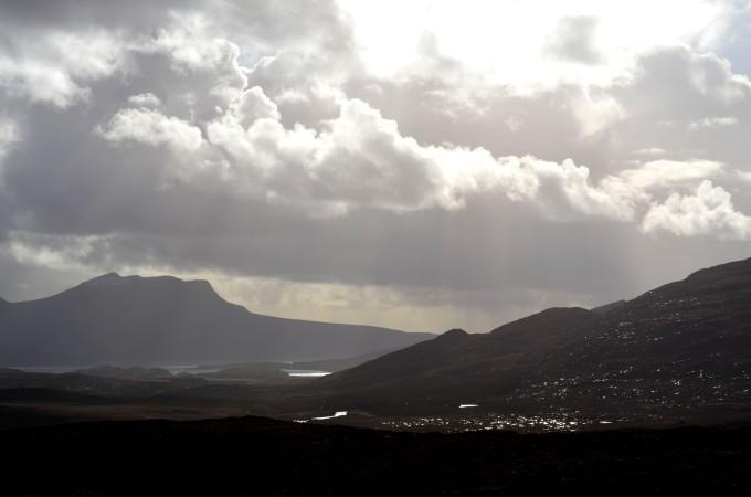 Landscape near Ullapool